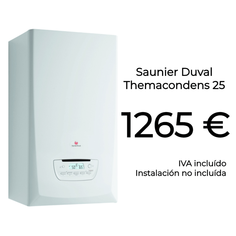 saunier duval themacondens 25